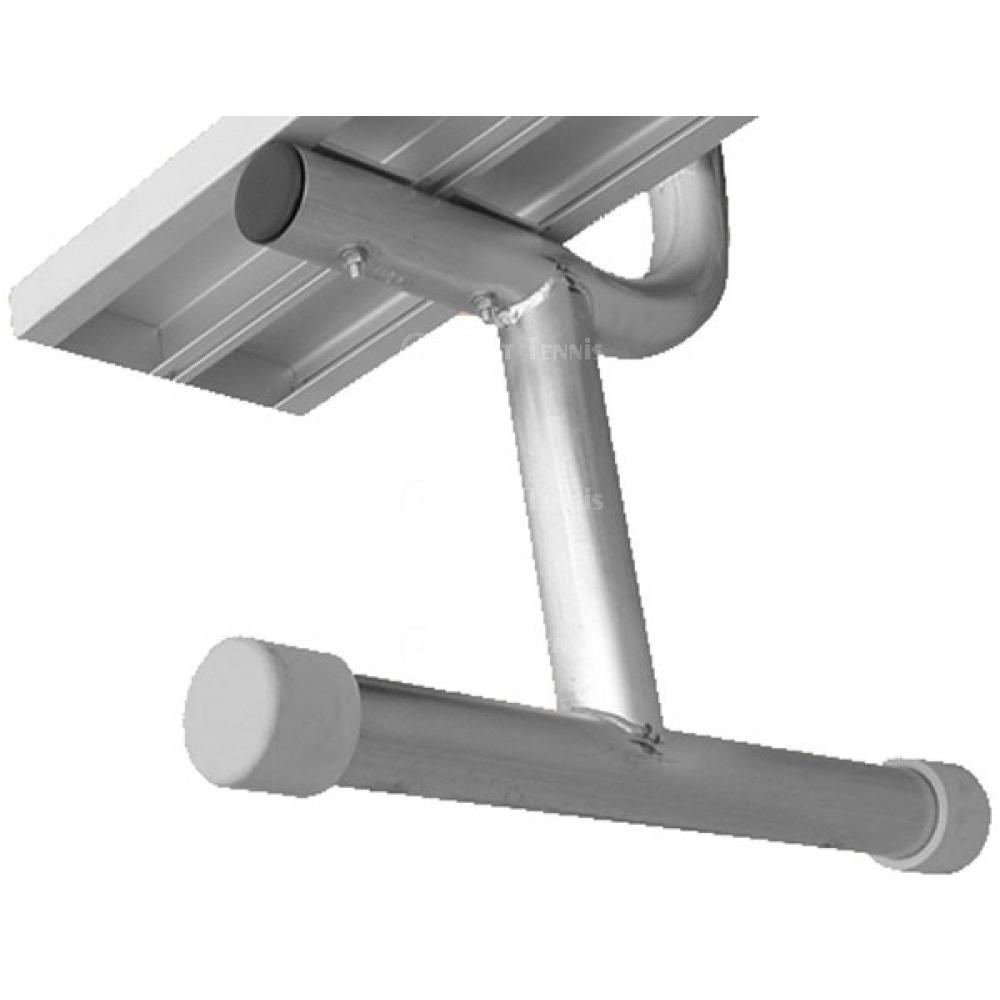 Replacement Floor Protectors-7 1/2' Bench, #BEPROT8