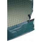 Replacement Vinyl Skirt w/ Velcro #408v - Tennis Windscreens