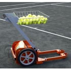 Replacement Basket for Har-Tru Ball Mower - Tennis Equipment Brands