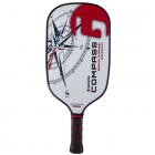 Gamma Compass Pickleball Paddle (Red) - Pickleball Paddles