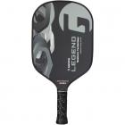 Gamma Legend Pickleball Paddle (Black) -