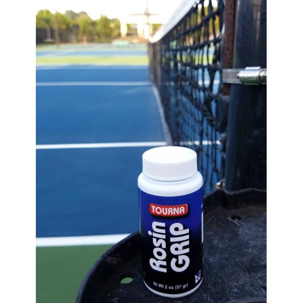 Tourna Rosin Shaker Bottle Dry Powder Grip Enhancer