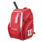 Wilson Tour V Large Backpack (Red) - New Tennis Bags