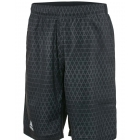 Adidas Men's Club Trend Bermuda Short (Black/ Dark Grey) - Men's Shorts Tennis Apparel