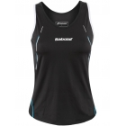 Babolat Women's Match Core Tank (Black) - Babolat Women's Apparel