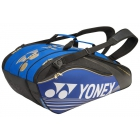Yonex Pro Series 9-Pack Racquet Bag (Blue) - 7 Racquet Tennis Bags