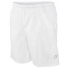 Lotto Men's Player Short (White) - Discount Tennis Apparel