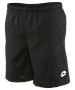 Lotto Men's Player Short (Black) - Men's Shorts Tennis Apparel
