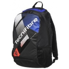 Tecnifibre Air Endurance Racquet Backpack (Black/White/Red) - Tecnifibre Endurance Tennis Bags and Backpacks
