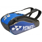 Yonex Pro Series 6-Pack Racquet Bag (Blue)  - 6 Racquet Tennis Bags