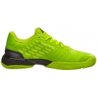 Adidas Junior Barricade 2016 Tennis Shoes (Solar Lime/Black) - Adidas Tennis Shoes