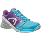 Head Women's Nitro Pro Tennis Shoes (Aqua/Violet) - Best Sellers