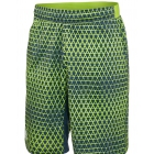 Adidas Men's Club Trend Bermuda Short (Green/ Lime) - Men's Shorts Tennis Apparel