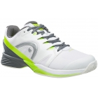 Head Men's Nitro Pro Tennis Shoes (White/Black/Neon Yellow) - Men's Tennis Shoes