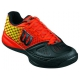Wilson Men's Rush Pro Glide Tennis Shoes (Black/ Red/ Lime) - 6-Month Warranty Shoes