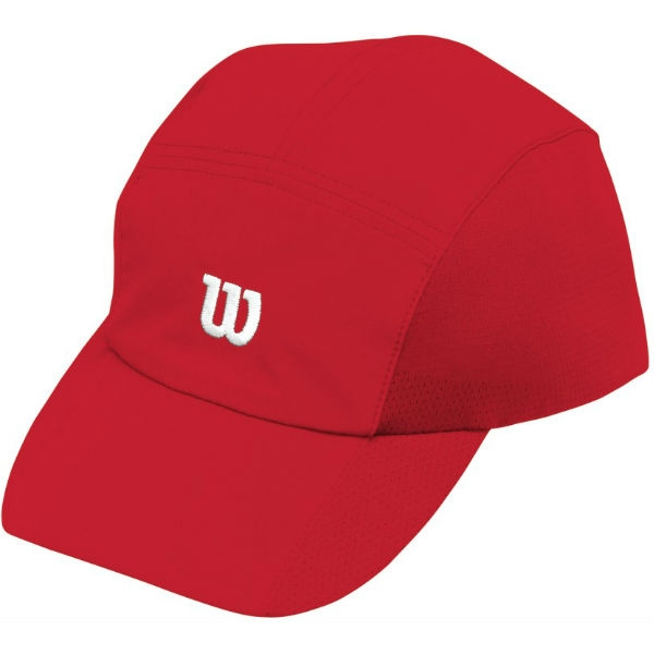 Wilson Rush Stretch Woven Cap (Red)