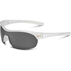 Under Armour Marbella Multiflection Sunglasses (Satin Pearl / Frosted Clear) - Tennis Accessory Types