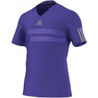 Adidas Men's Barricade ClimaCool Chill Tee (Purple) - Adidas