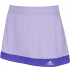 Adidas Women's Galaxy Skort (Light Purple/ Purple) - Adidas Women's Apparel Tennis Apparel