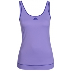 Adidas Women's Galaxy Tank (Light Purple/ Purple) - Women's Tops Tank Tops Tennis Apparel