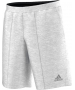Adidas Men's Barricade Shorts (Heather) - Men's Tennis Apparel