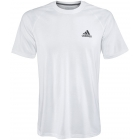 Adidas Men's Ultimate Tee (White) - Adidas Tennis Apparel