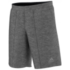 Adidas Men's Barricade Shorts (Dark Heather) - Men's Shorts Tennis Apparel
