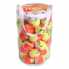Tecnifibre Stage 2 Orange Tennis Balls (Bag of 36) - New Accessories