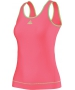 Adidas Women's Galaxy Tank (Flash Red/ Flash Green) - Adidas Women's Apparel Tennis Apparel