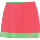 Adidas Women's Galaxy Skort (Flash Red/ Flash Green) - Adidas Women's Apparel Tennis Apparel