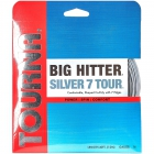 Tourna Big Hitter Silver7 Tour 17g Tennis String (Set) - Polyester Tennis String