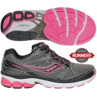 Saucony Women's ProGrid Guide 5 (Gry/ Blk/ Pnk) - How To Choose Tennis Shoes