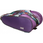 Glove It Sports Shoe Bag (Purple Tropical) - Glove It Tennis Bags and Backpacks