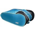 Glove It Sports Shoe Bag (Aqua Leaf) - Glove It Tennis Bags and Backpacks