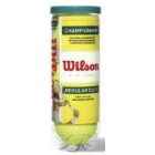 Wilson Championship Regular Duty Tennis Ball Can (3 Balls) - Tennis Balls