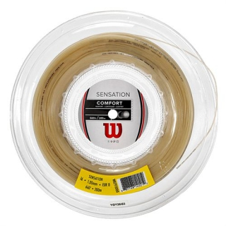 Wilson Sensation 16g Tennis String (Reel)