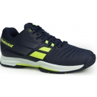 Babolat Men's SFX 2 All Court Tennis Shoes (Blue/Yellow) - Best Sellers