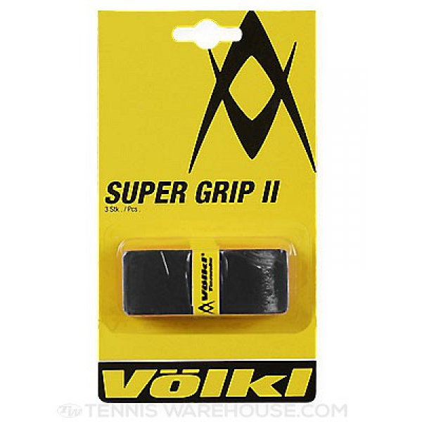 Volkl Super Grip II 3-Pack