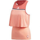 Adidas Women's RG Tennis Tank (Chalk Coral) - Women's Tank Tops