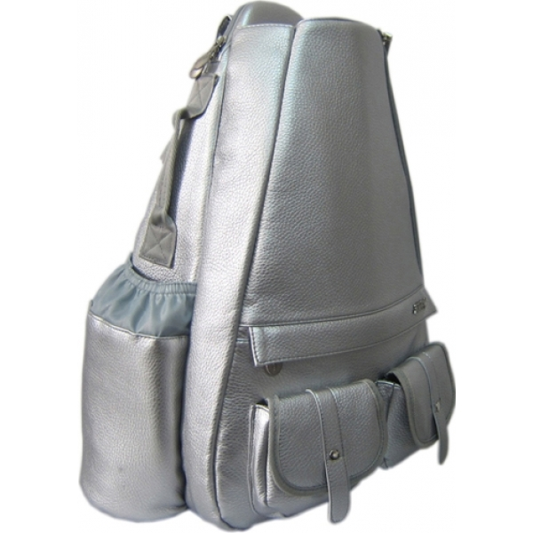 Jet Silver Nickel Small Sling Elite Convertible
