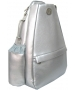 Jet Silver Nickel Small Sling - Jet Small Tennis Bags