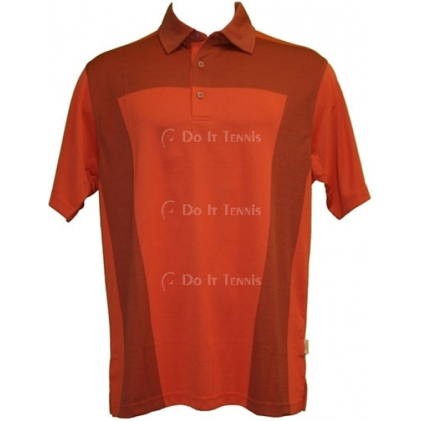 Skins Game Mens Polyester/ Bamboo  Polo