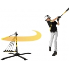 SKLZ Hurricane Category 4 Solo Baseball Swing Trainer - Baseball Skills Equipment