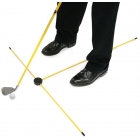 SKLZ Practice POD Collapsible Alignment Tool - Golf Skills Equipment