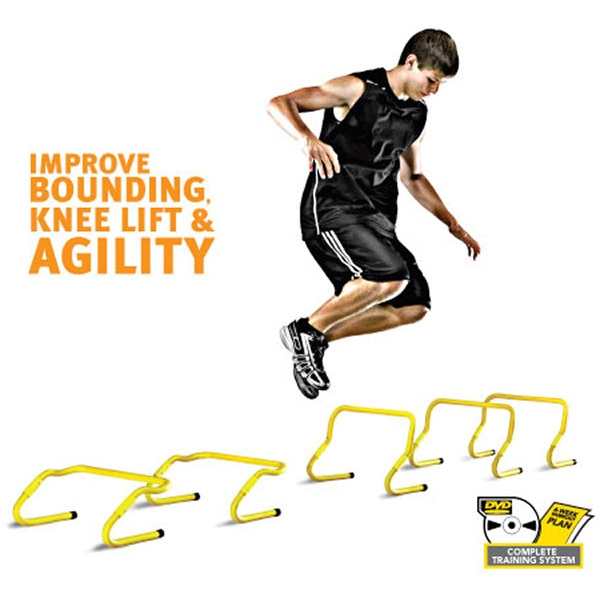 SKLZ Speed Hurdles 5-Pack