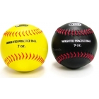 SKLZ Weighted Baseballs 2-pack - Baseball Skills Equipment