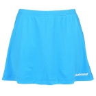Babolat Girls' Match Core Skort (Turquoise) - Girl's Bottoms