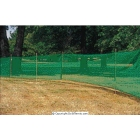 Smartpoles Fencing Installation Set w/o Sockets - Tennis Windscreens