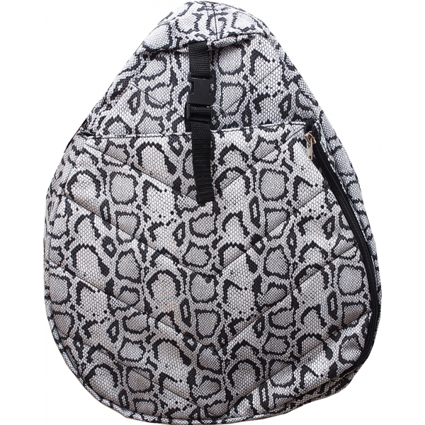 Jet Snake Python Junior Two Strap Backpack