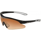 Maxx HD Snipers Sunglasses (Black/ White) - Tennis Accessories